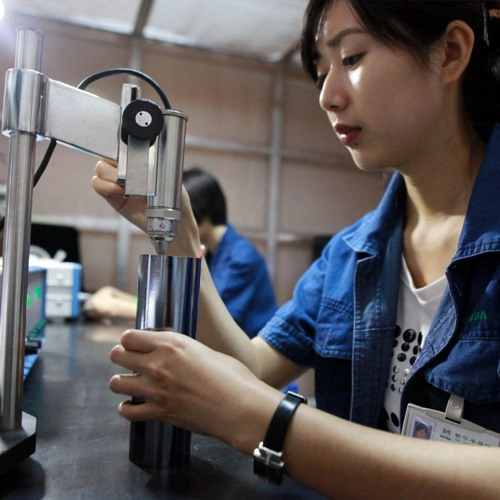 Innovative firms in the People's Republic of China are redefining manufacturing