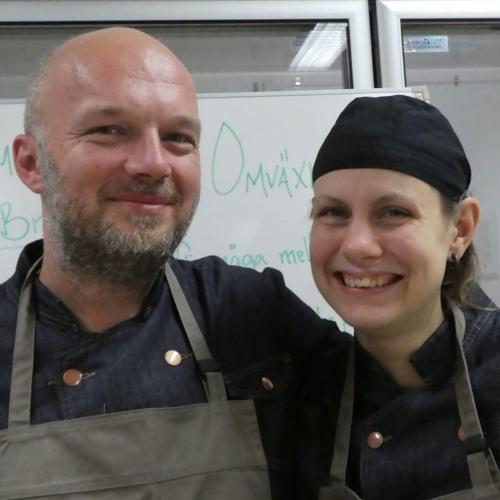 02 - Mimmi & Daniel Lowejko, Omväxling