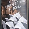 Read All About It!: A Review Of M.J. Nicholls' The 1002nd Book To Read Before You Die…
