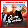 Pitbull Ft El Chombo Karol G And Cutty Ranks Dame Tu Cosita Mp3