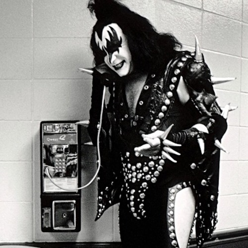 Gene Simmons Voicemail Message