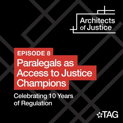 Episode 8: Paralegals as Access to Justice Champions