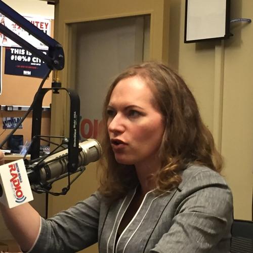 Democrat Candidate for Congress Alexandra Chandler