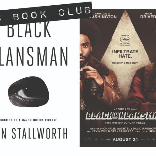 B2S Book Club: Black Klansman