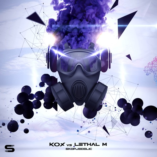 Kox Vs Lethal M - Skopjedelic OUT NOW @ Soundscape records