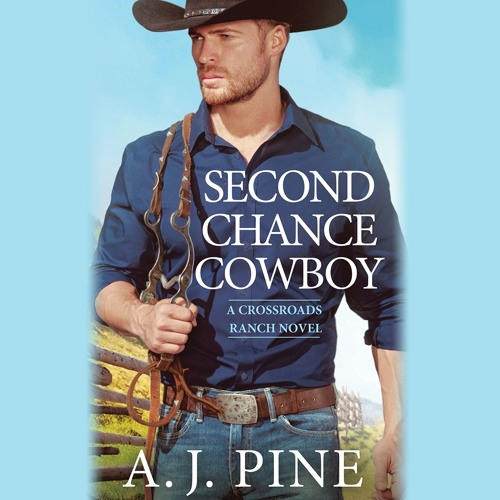 SECOND CHANCE COWBOY by A.J. Pine. Read by J.F. Harding, Laurie Catherine Winkel - Audiobook Excerpt