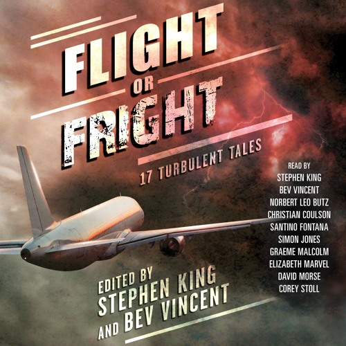 "FLIGHT OR FRIGHT Audiobook Excerpt - ""You Are Released"""