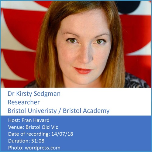 In Conversation: Dr Kirsty Sedgman - Researcher