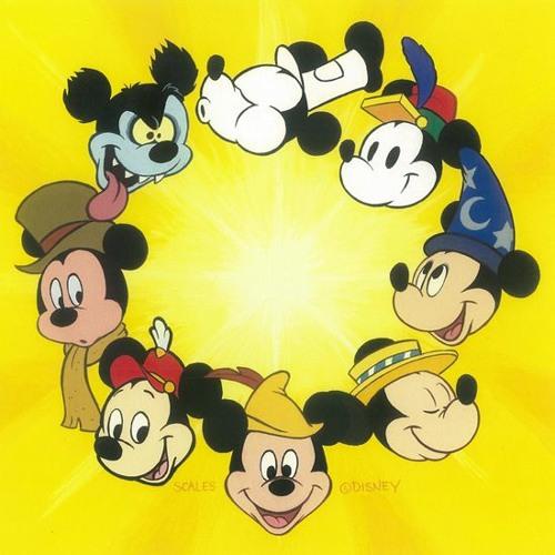 Disney History with NathanC