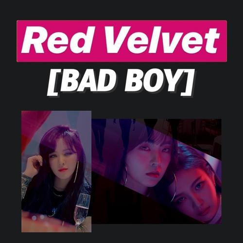 Red Velvet (레드벨벳) - Bad Boy (English Version)   Remix by i