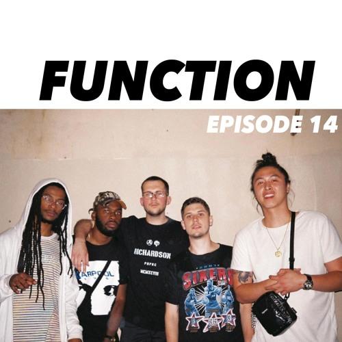 2SEATER Radio Episode 14 (FUNCTION)