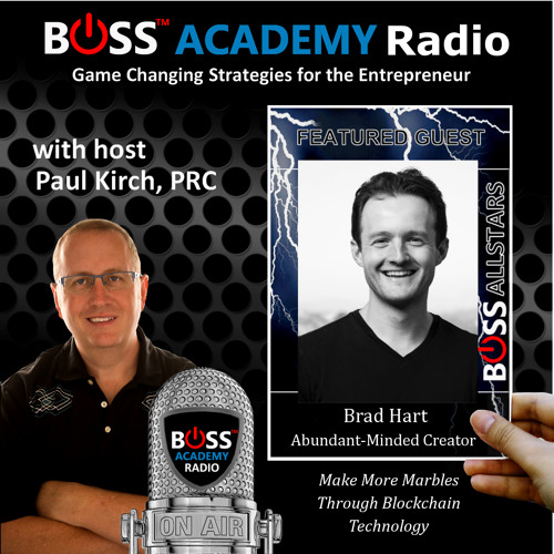 195 - Brad Hart - How Blockchain And Crypto Currencies Are Changing Business