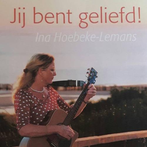 Deel 1 aanbieding cd 'Jij bent geliefd'. Ina Hoebeke-Lemans. Kerk Nieuw- en  Sint Joosland 29082018