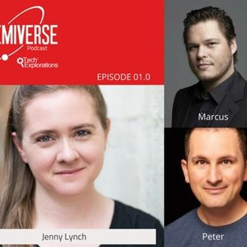 Stemiverse 0001 - Jenny Lynch and science communication