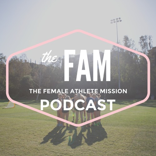 Ep. 15 - Can you be Feminine and Strong as a Woman in Sports? - with Hannah Terry