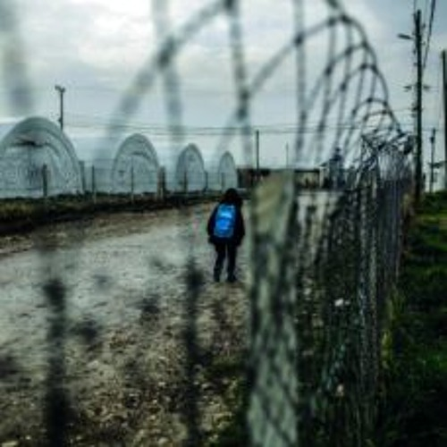 Maria Morais: Fences of shame on Europe's southern border