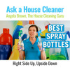 Best Spray Bottles for Cleaning Solutions (House Cleaning, Airbnb, VRBO)
