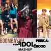 BTS, BLACKPINK, and RED VELVET mashup