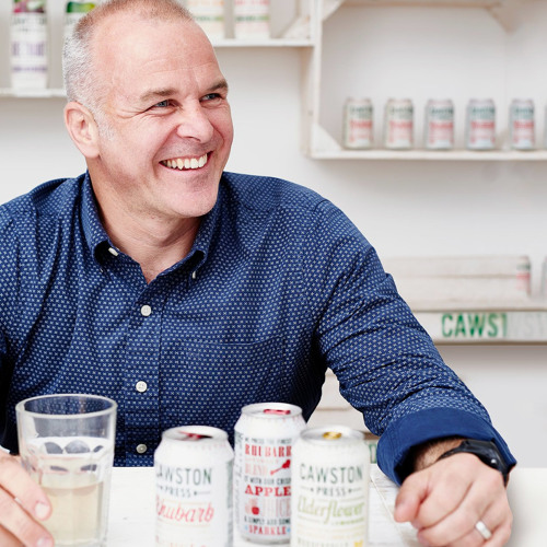 Steve Kearns explains the present, past and future of Cawston Press.