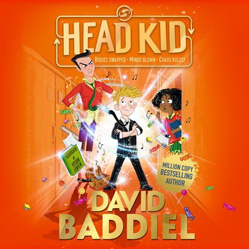 Head Kid, By David Baddiel, Read by David Baddiel, Morwenna Banks, Paul Panting, David Rintoul, Nneka Okoye and Aysha Kala