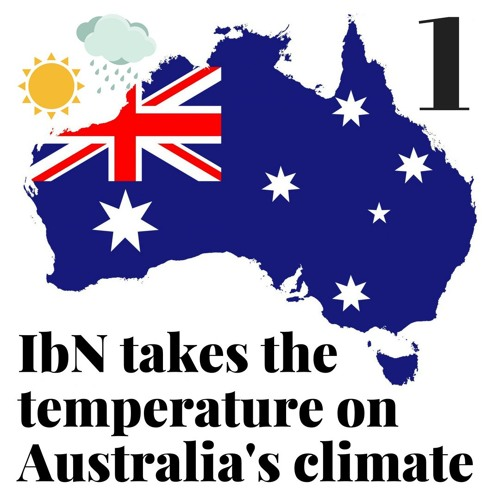 IbN in Australia #1: what is climate change?