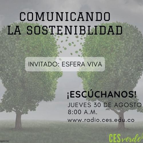 ¿Cómo comunicar la sostenibilidad? Esfera Viva en Ces Verde