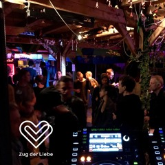 Orkan & Galgenbruder feat. Hugo Lee - Zug der Liebe 2018 - Charity Aftershow Party Downtempo