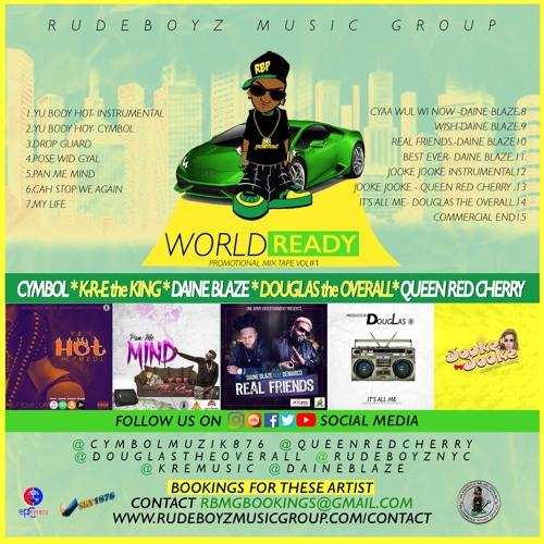 World Ready (Mix By Zjnukid)