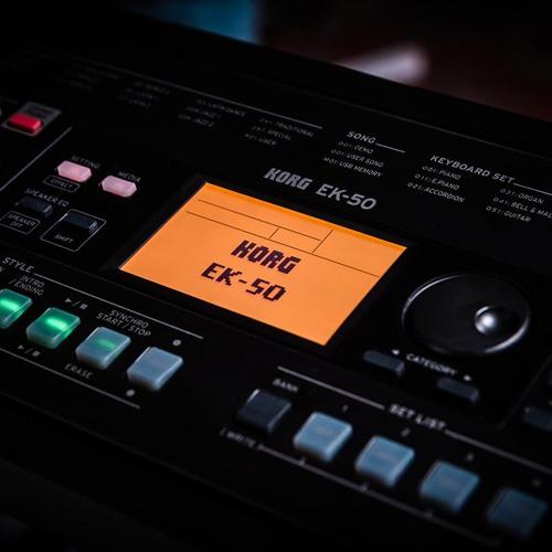 EK-50 Demo Songs