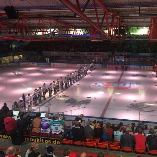 SHN Underclass-Hockey 5 Das Saisonstart-Lagerfeuer in der Oberliga-Disco