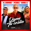 Pitbull El Chombo Karol G Cutty Ranks Dame Tu Cosita Bruno Torres Remix Mp3