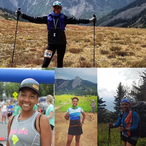 106: Distance Running for Busy People: Living Adventurous Lifestyle: Talking with Dr. Olivia Affuso