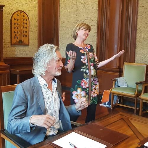 2018 - 08 - 31 SHWJ - Directeur Arie Feij Over Schuldproblematiek