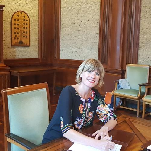 2018 - 08 - 31 Wethouder Marleen Damen Van Leiden Over Schuldproblematiek