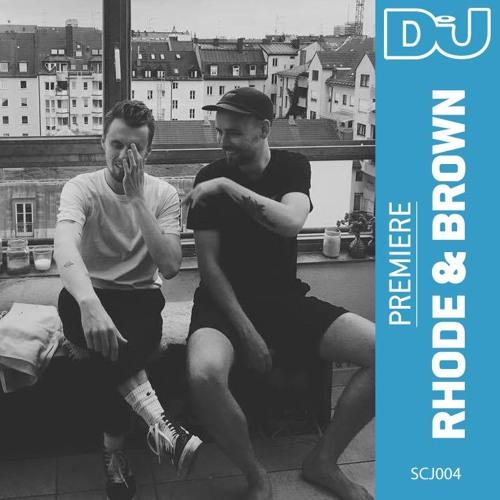 Premiere: Rhode & Brown 'Sparkle'