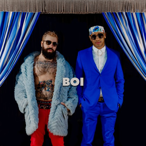 Lemi Vice & Action Jackson - BOI (RS066)
