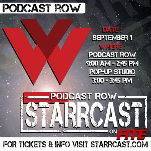 Wrestleview at Starrcast: Day #1 (Opening Day, Special Guest Goosey)