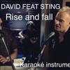 Craig David feat. Sting - Rise and fall - Karaoke instrumental
