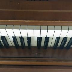 Shitty piano