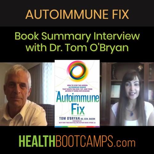 Autoimmune Fix by Dr. Tom O'Bryan