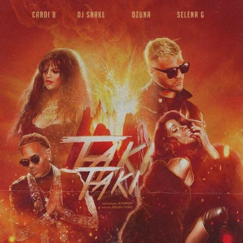 Download Musik Taki Takit: Taki Taki (feat. Selena Gomez, Cardi B & Ozuna