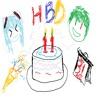 【F_COOL】 HAPPY BIRTHDAY [ ORIGINAL ]
