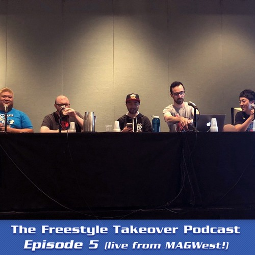 Episode 5 (Live at MAGWest!)