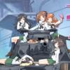 Girls Und Panzer OP- DreamRiser Instrumental