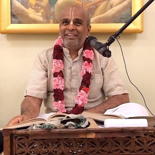 Srimad Bhagavatam class on Sat 25th Aug 2018 by Karuṇānidhi Kṛṣṇa Dāsa 4.13.10