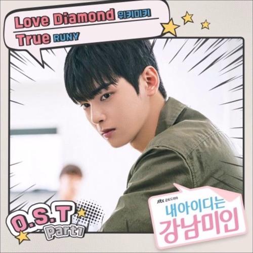 [ENGLISH] Runy (러니) - True (My ID Is Gangnam Beauty OST Part 1 )