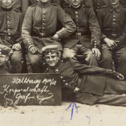 Opas Krieg - Feldpostkarte vom 01.09.1918