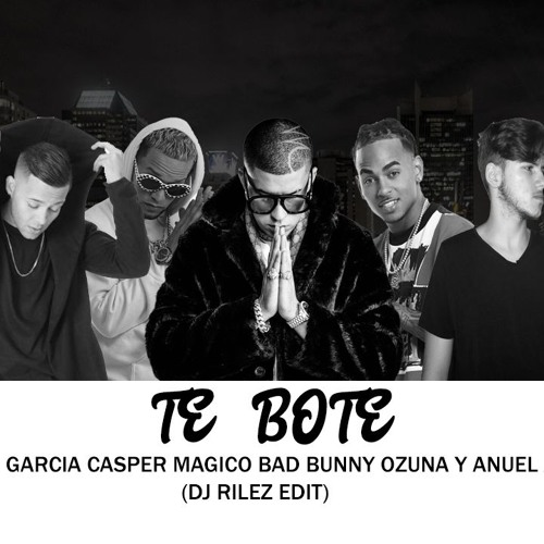 Te Bote (Rilez Edit) Click Comprar para descargar GRATIS Song