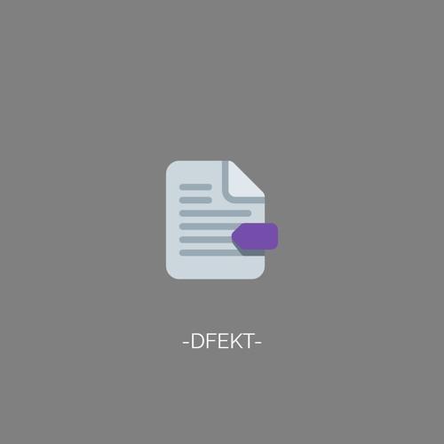 DFEKT - Memory (Prod. By JUNO)