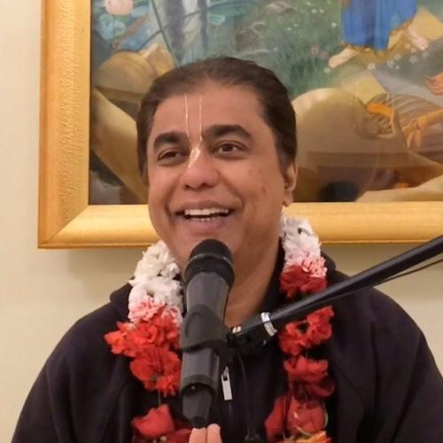 Srimad Bhagavatam class on Sat 1st Sep 2018 by Surya Gopal Dāsa 4.13.24